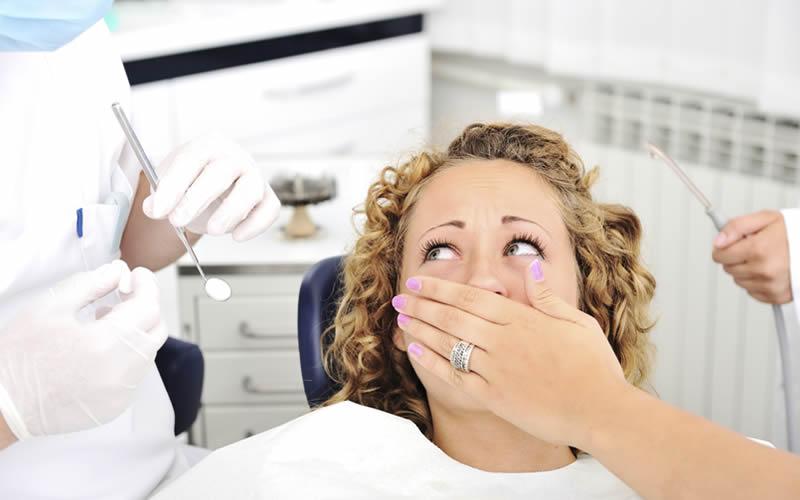 Diş Hekimi Korkusu (Dentfobia)