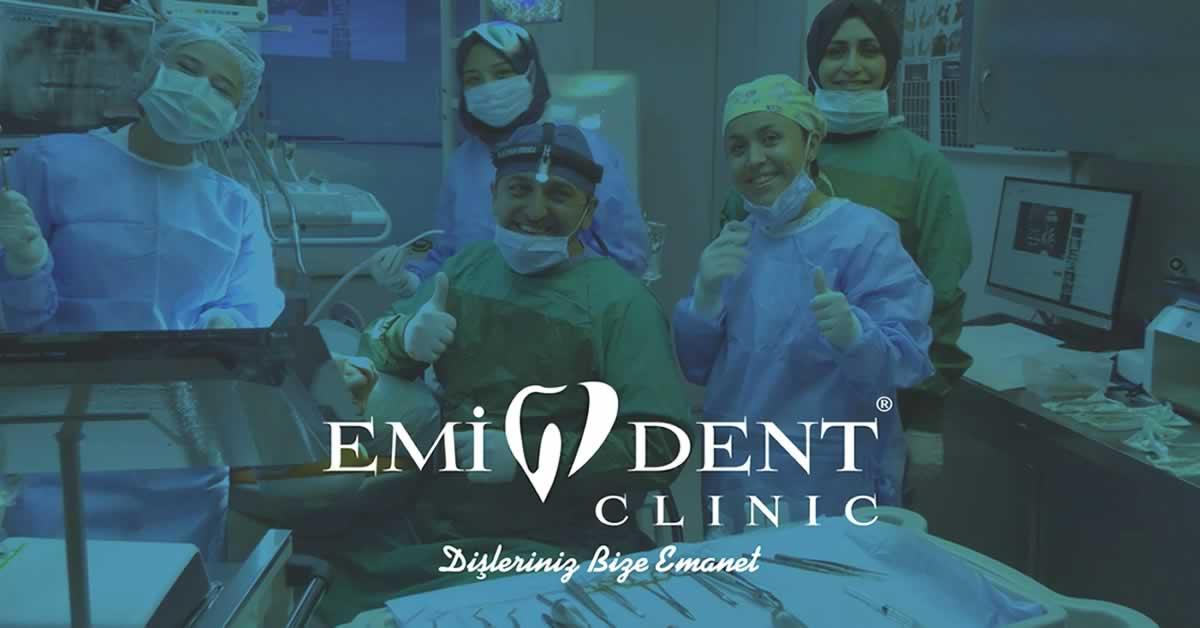 Emident Diş Kliniği, İstanbul, Türkiye